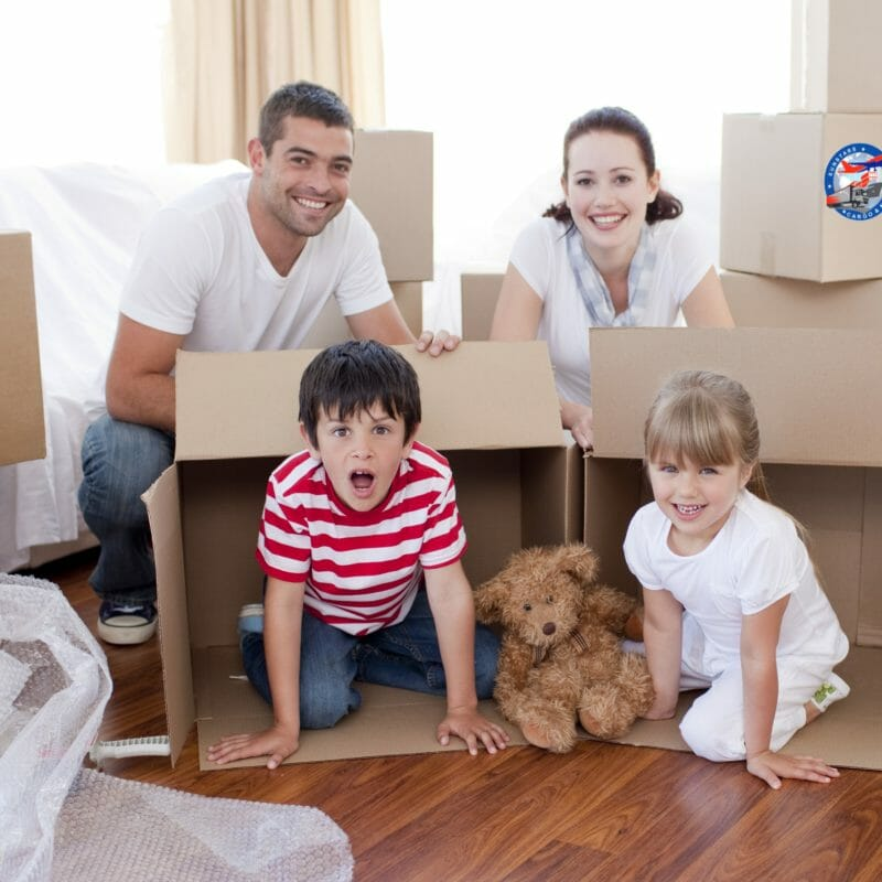Best moving companies at Sunstars movers