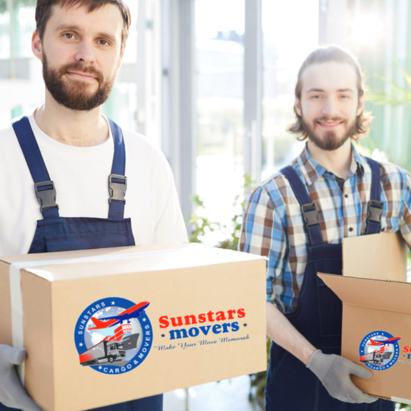 Best Office Shifting Services at Sunstars movers