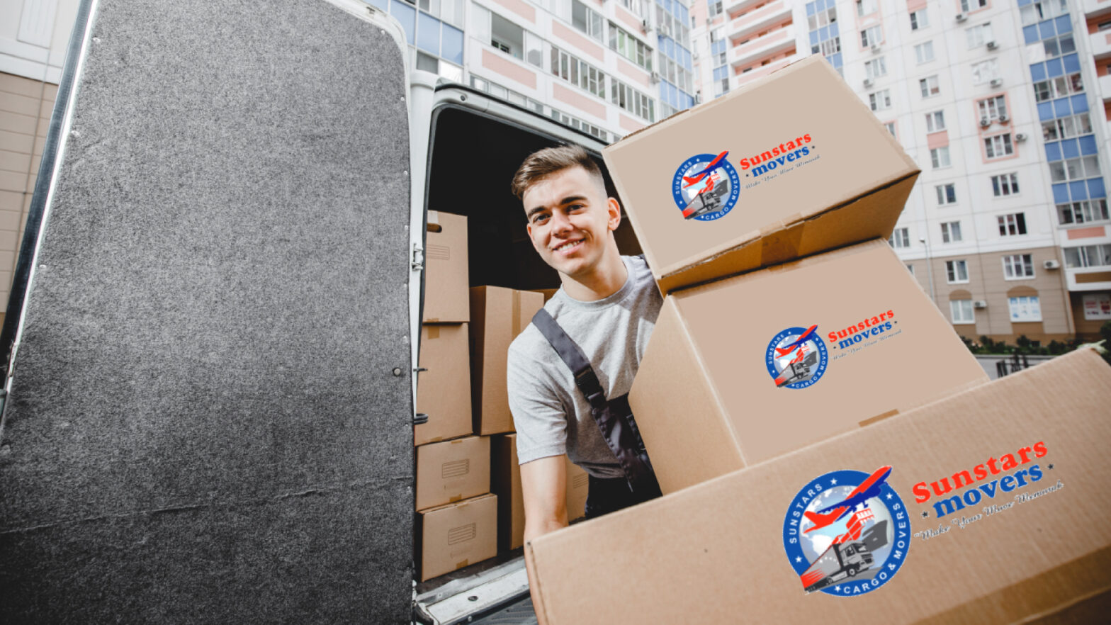 Best Movers And Packers at Sunstars movers