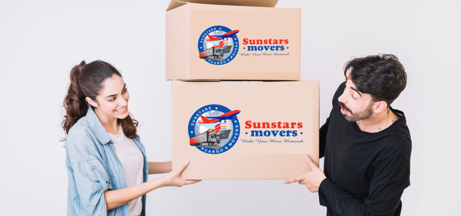 Best Movers in UAE at Sunstars movers