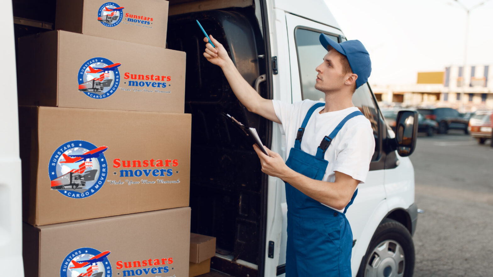 Best Home Movers in Sharjah at sunstars movers