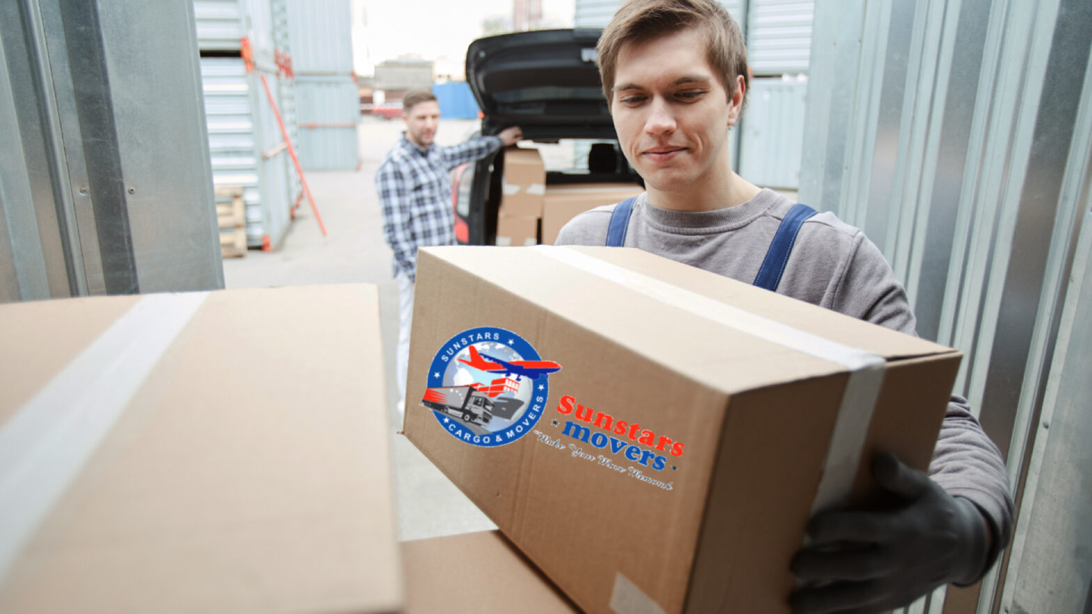 Best Office movers in Ajman- Sunstars movers