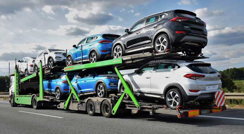 Best car movers in Sharjah at sunstars movers