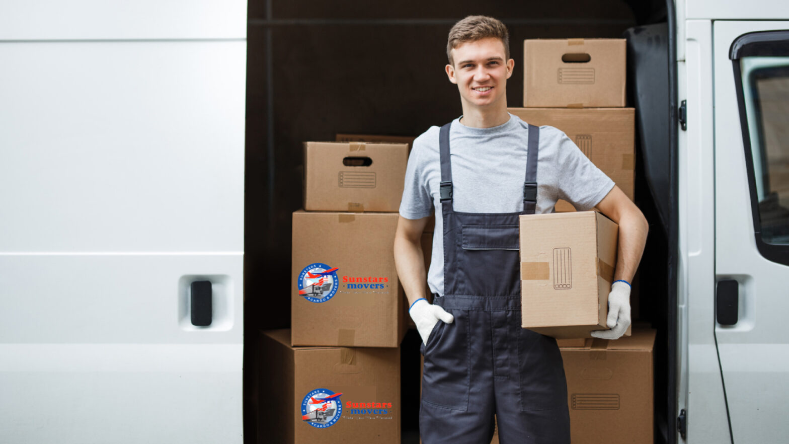 Best Local movers in UAE at sunstars movers