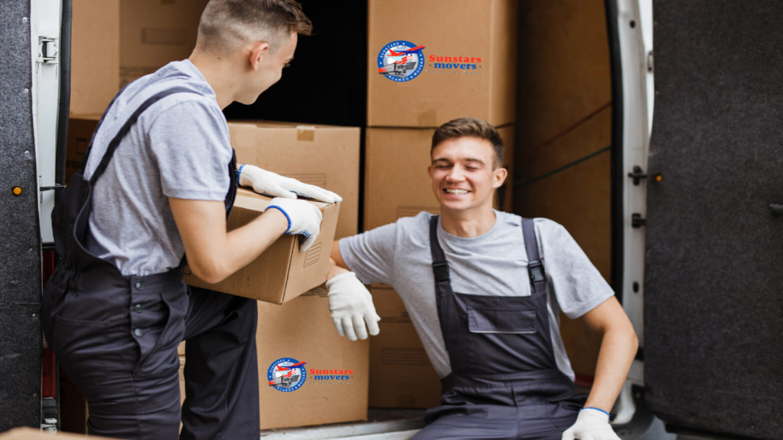 Best Movers In Abudhabi at sunstars movers