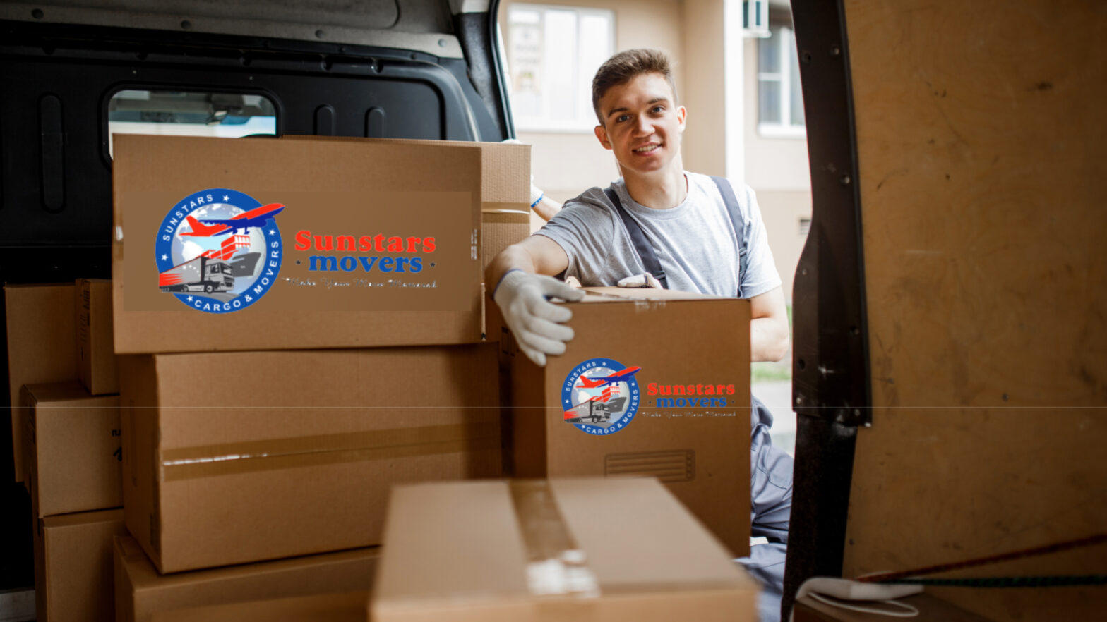 Best movers in Ajman – Sunstars Movers
