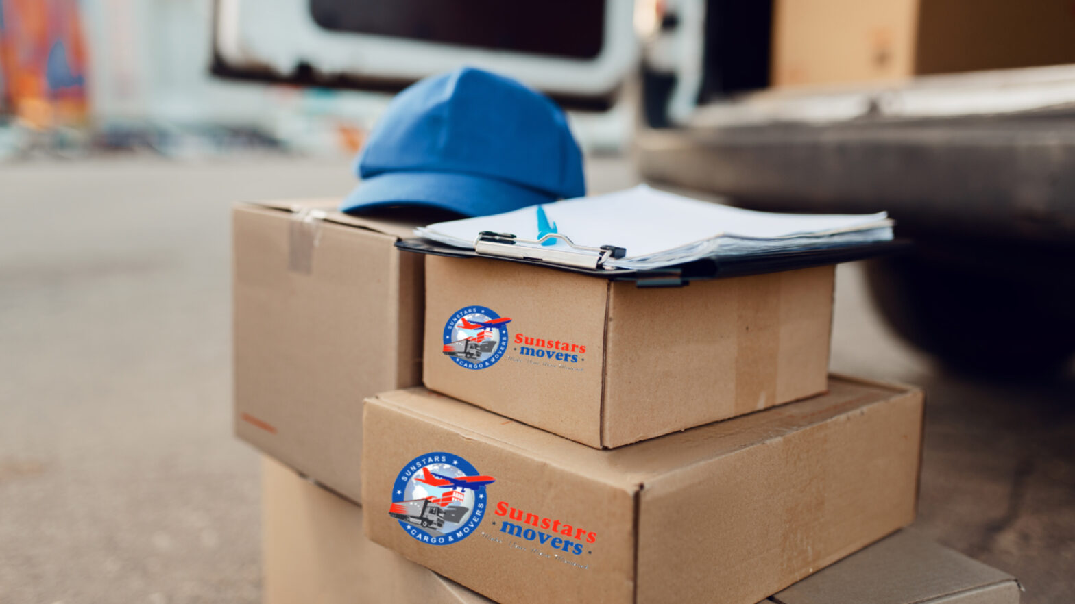 Right moving companies in Dubai at sunstars movers
