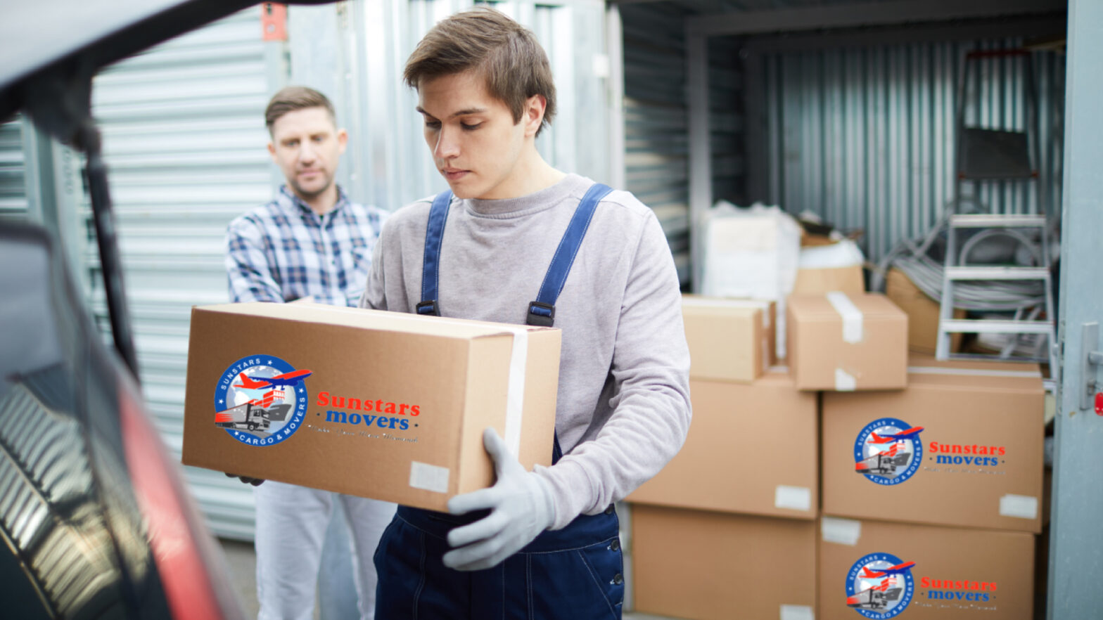 professional office moving service – Sunstars Movers