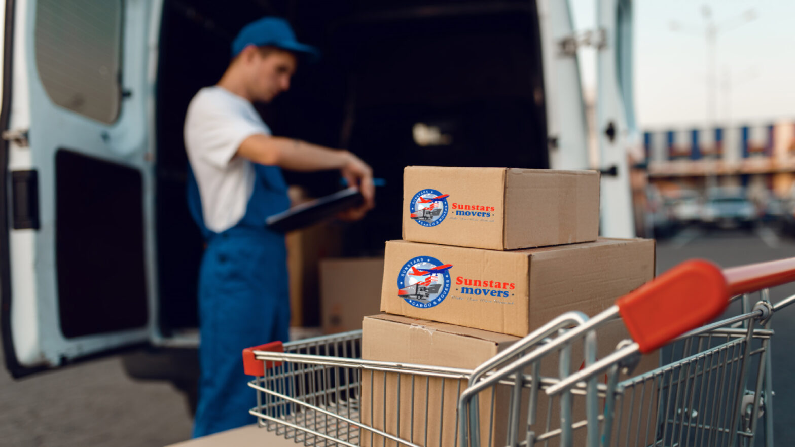 Best movers and packers Ajman at sunstars movers