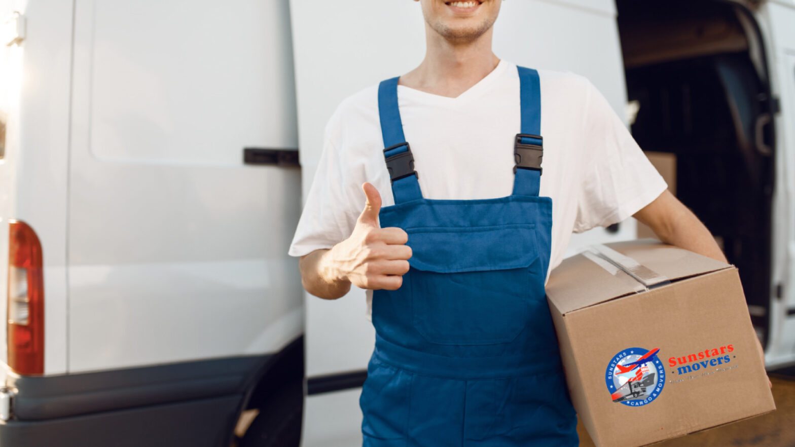 Best Packer and Mover Ajman – Sunstars Movers