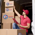 furniture movers at sunstars movers