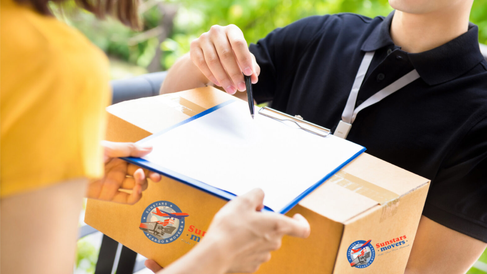 Local movers in Abudhabi at sunstars movers