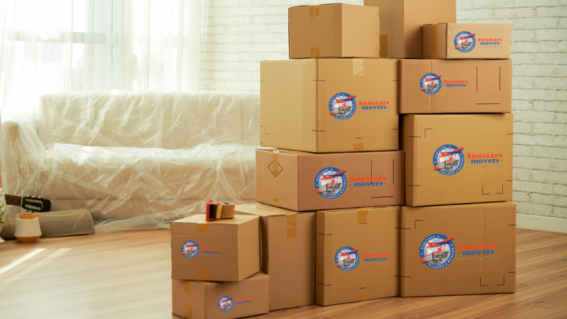 Movers in Ajman
