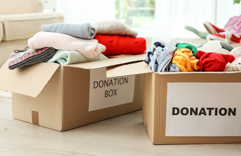 How to Get Rid of Stuff Before Moving