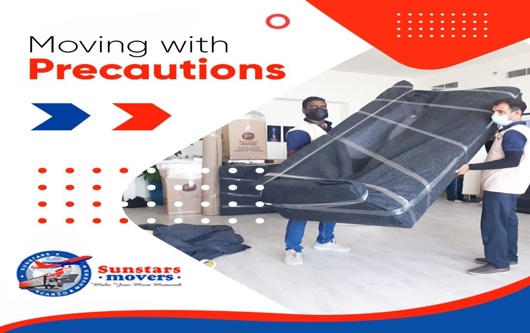 How to Move House Safely in Coronavirus Pandemic in Dubai